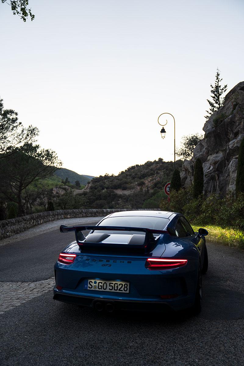 Château de Riell - Porsche 911 991.2 GT3