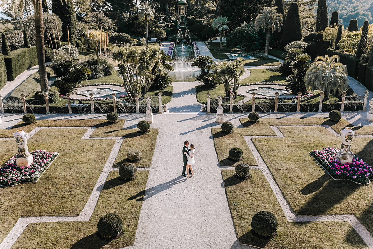 Wedding - Villa Ephrussi de Rothschild- Saint-Jean-Cap-Ferrat