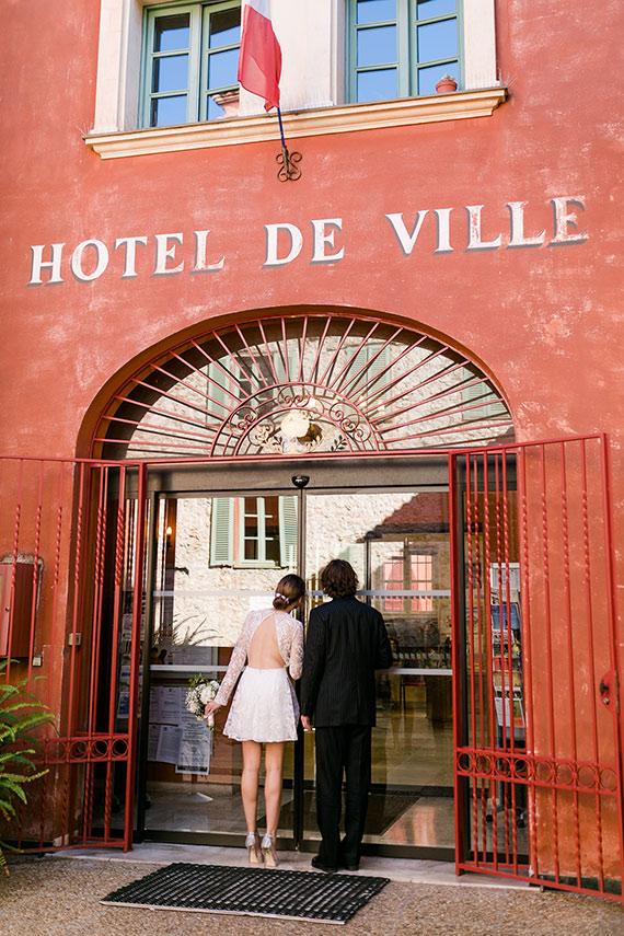 Wedding - Villefranche-sur-Mer