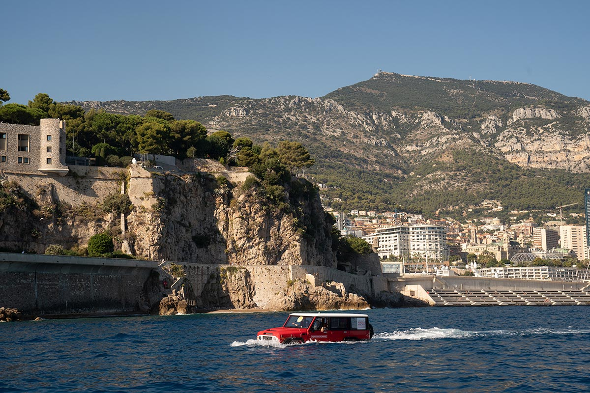 Monaco Yacht Show 2018 - Amphicruiser