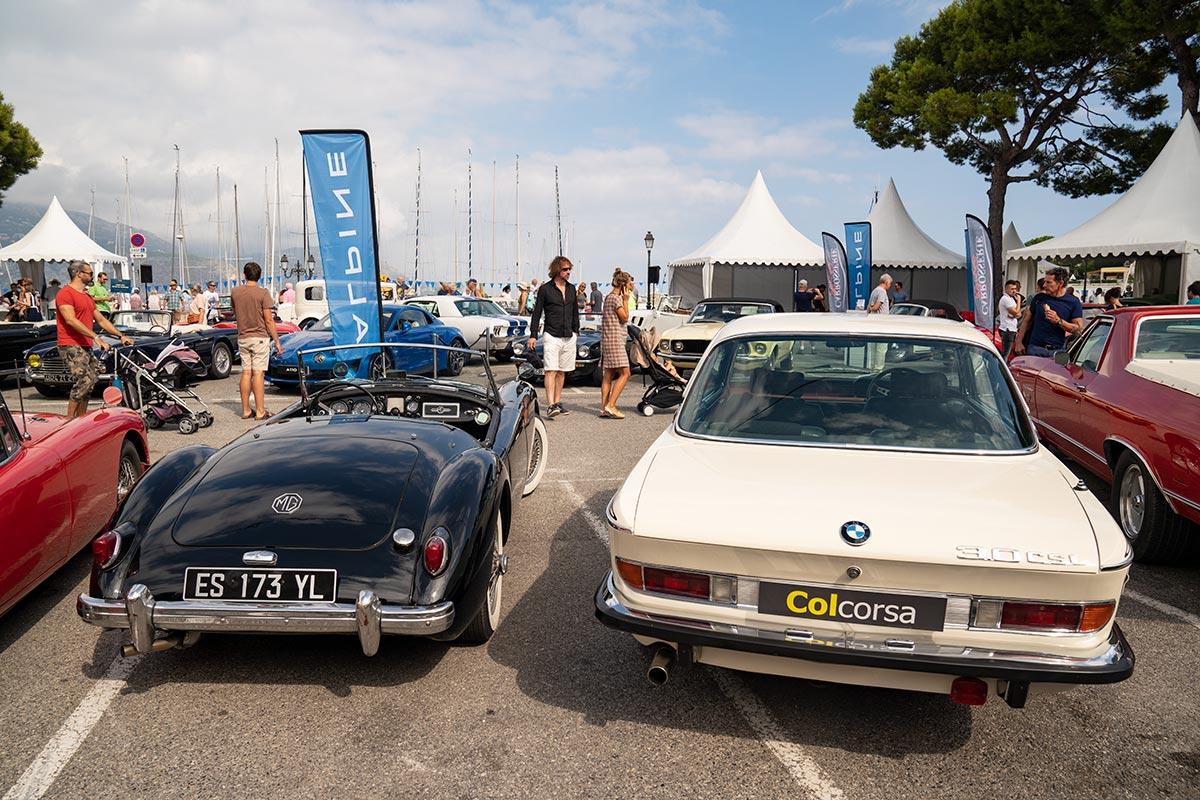 Saint-Jean-Cap-Ferrat Prestige 2018 - BMW E9 3.0 CSL