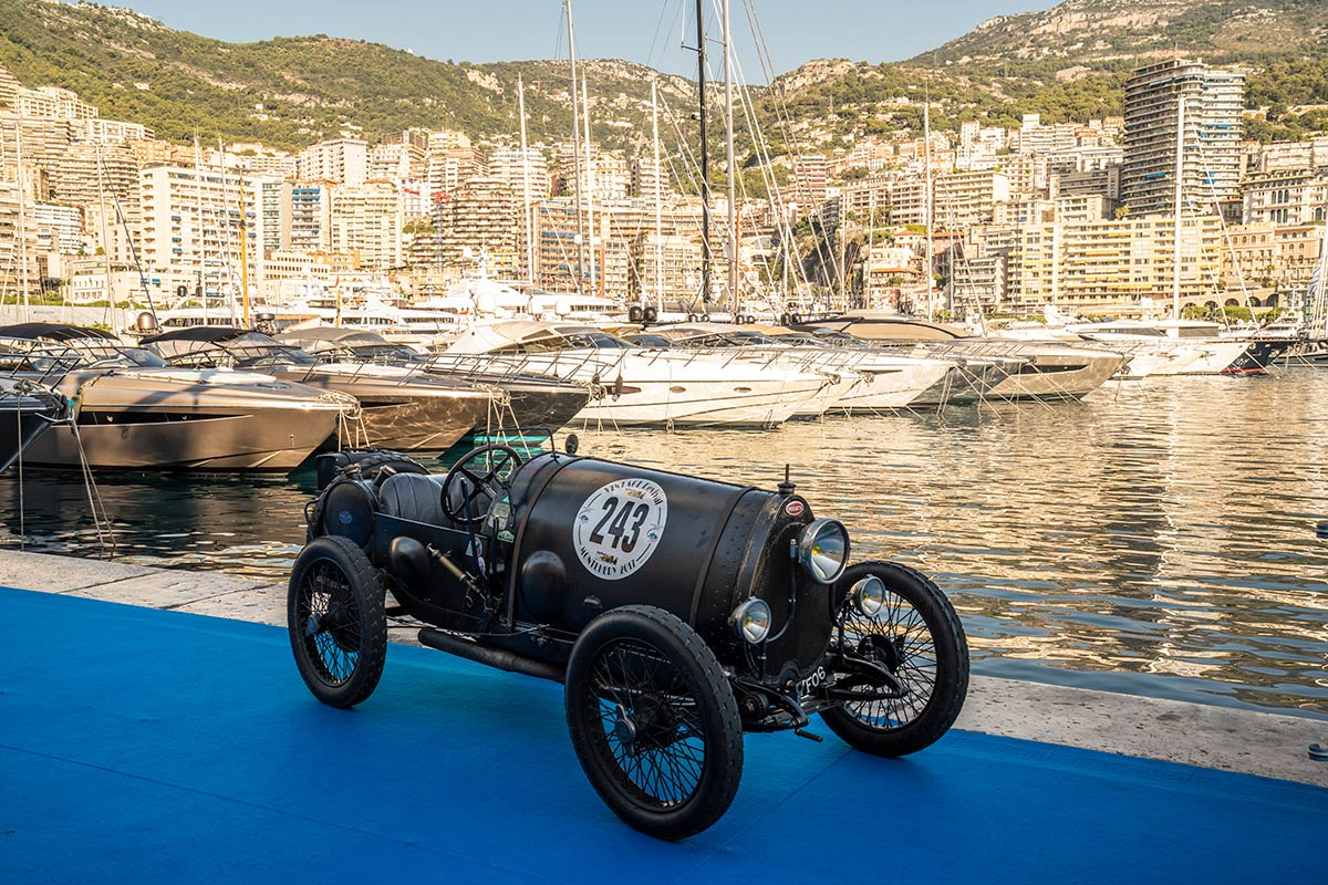Cars & Coffee Monaco 2018