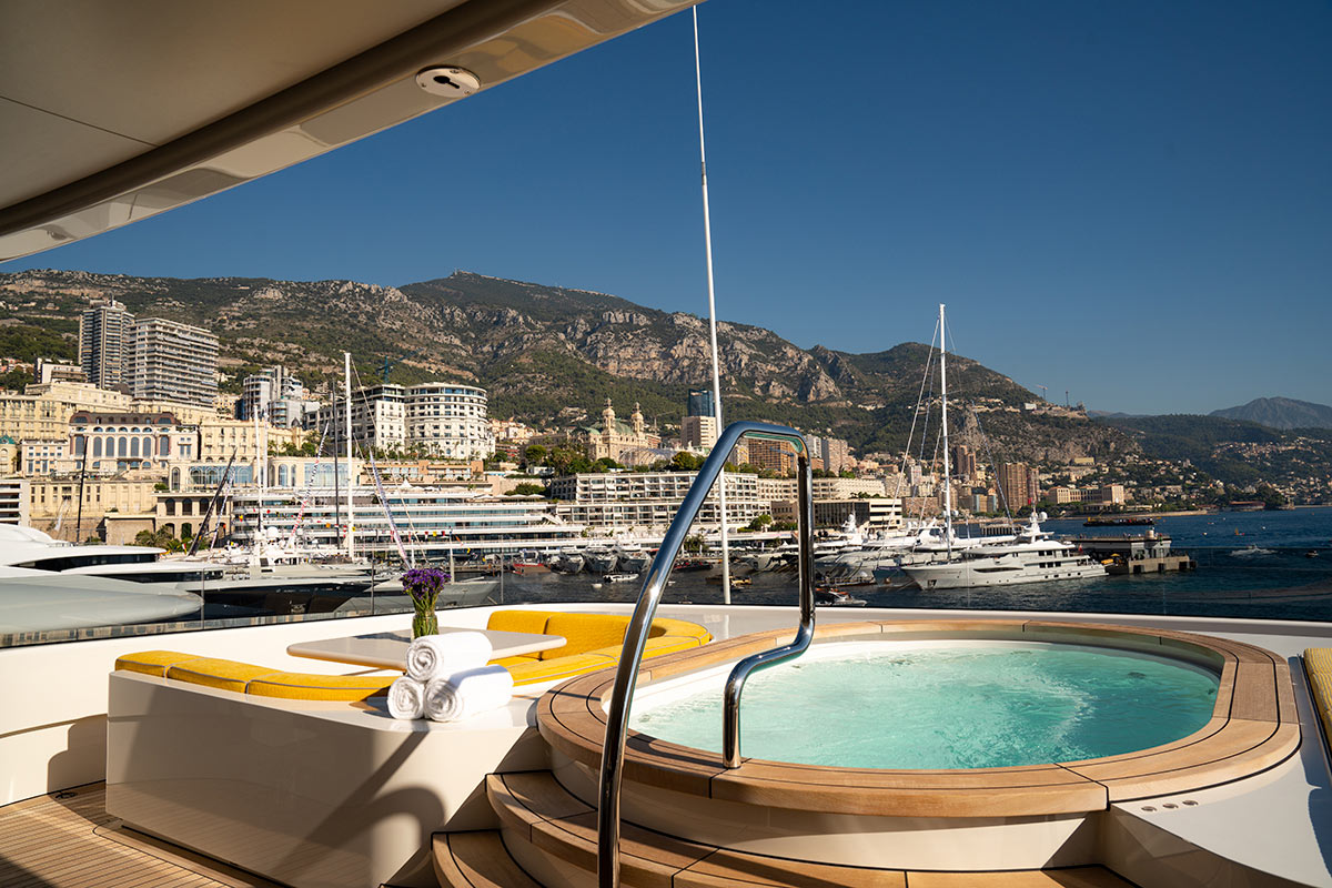 Monaco Yacht Show 2018 - Feadship Aquarius superyacht