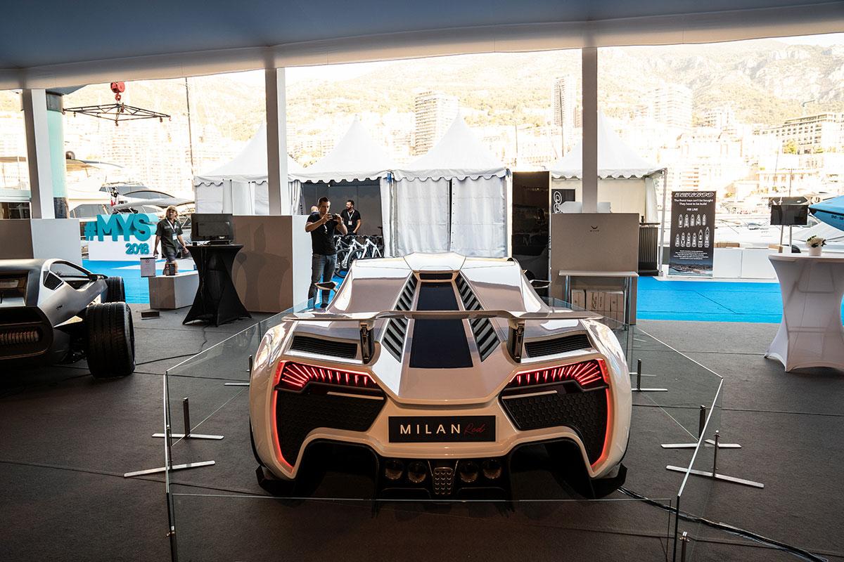 Cars & Coffee Monaco 2018