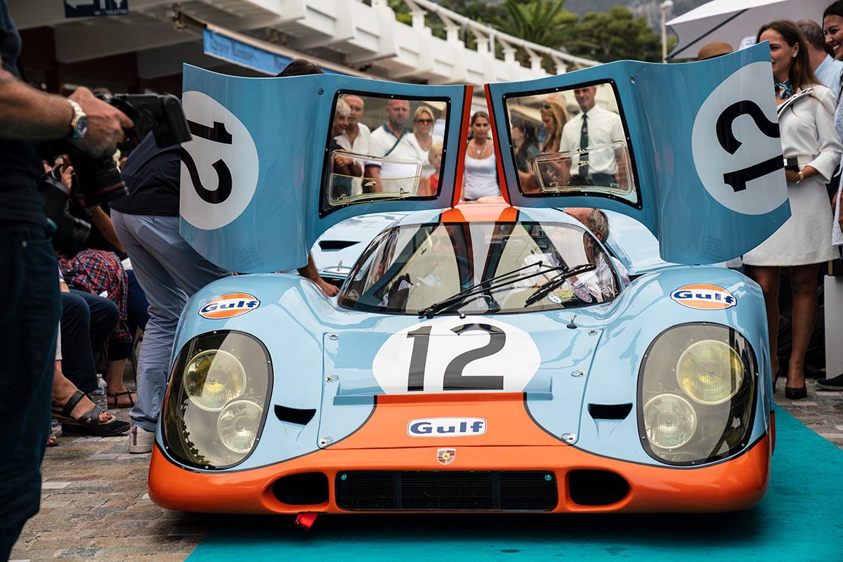 Porsche 917 Gulf-Porsche - Saint-Jean-Cap-Ferrat Prestige 2018