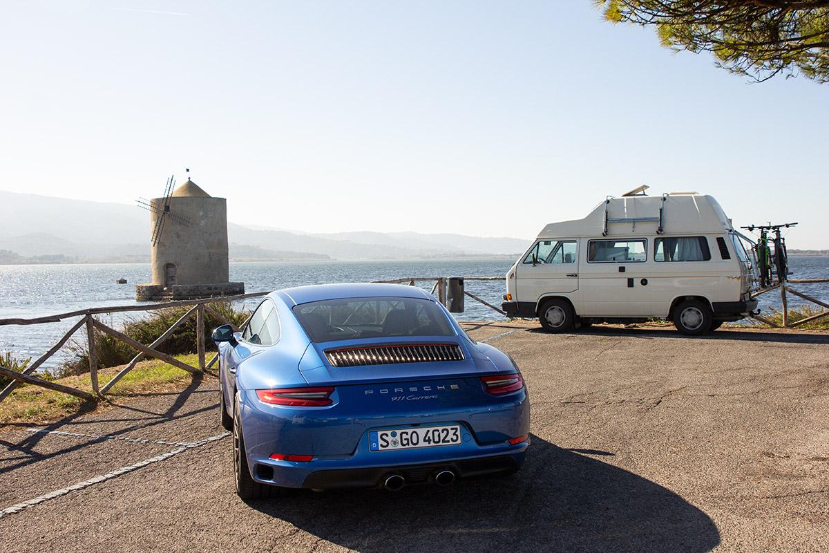 Porsche 911 Road Trip - Il Pellicano Porto Ercole - Tuscany