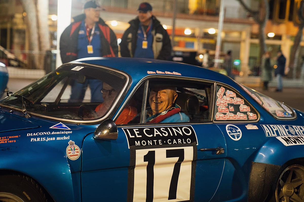 Rallye Monte-Carlo Historique 2019