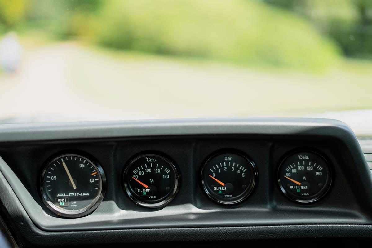 BMW Alpina B7S Turbo Coupe - 11 of 30