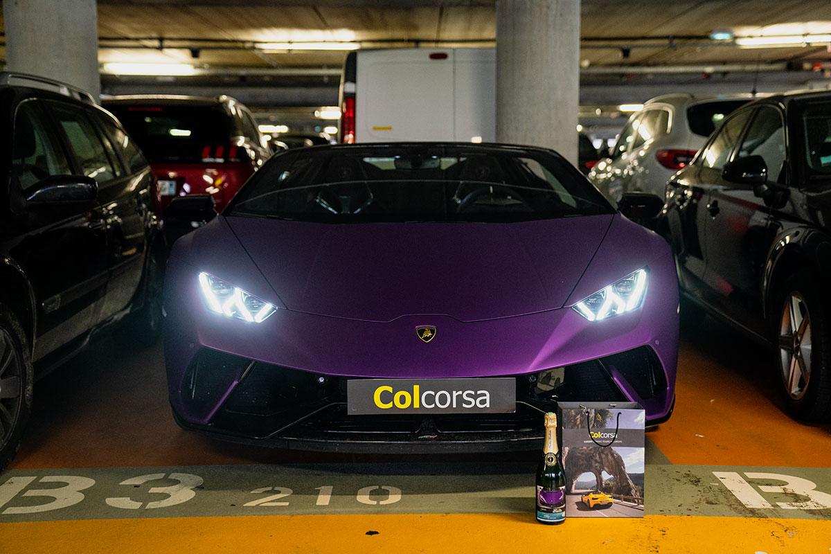 Lamborghini Huracan Performante Spyder - Colcorsa