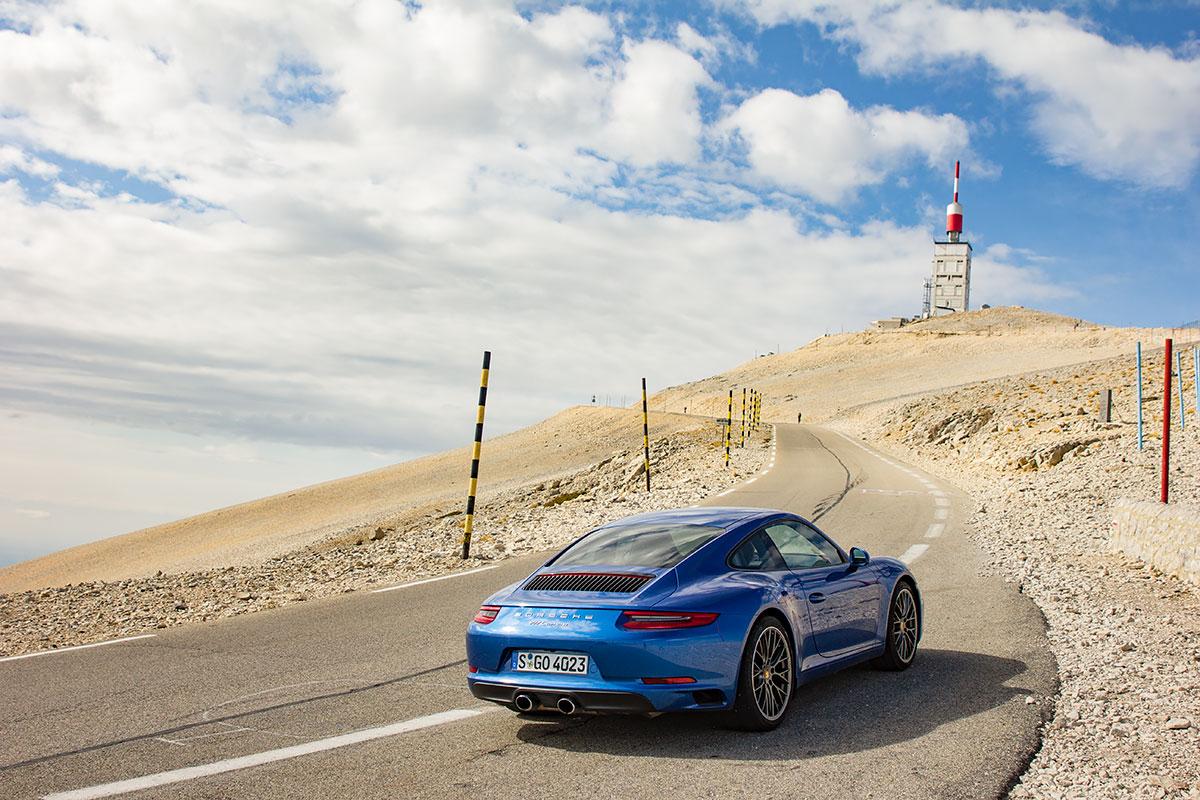 Mont Ventoux driving experience