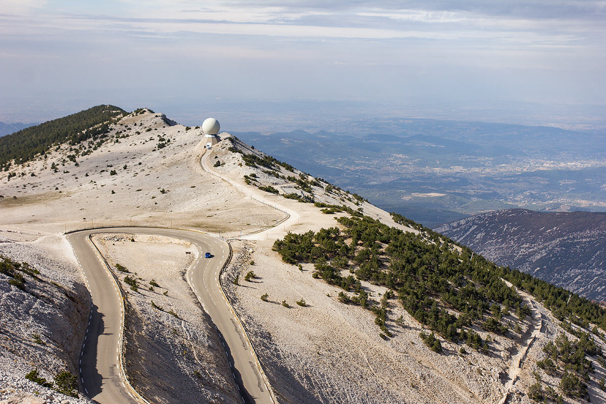 Greatest driving roads in Europe
