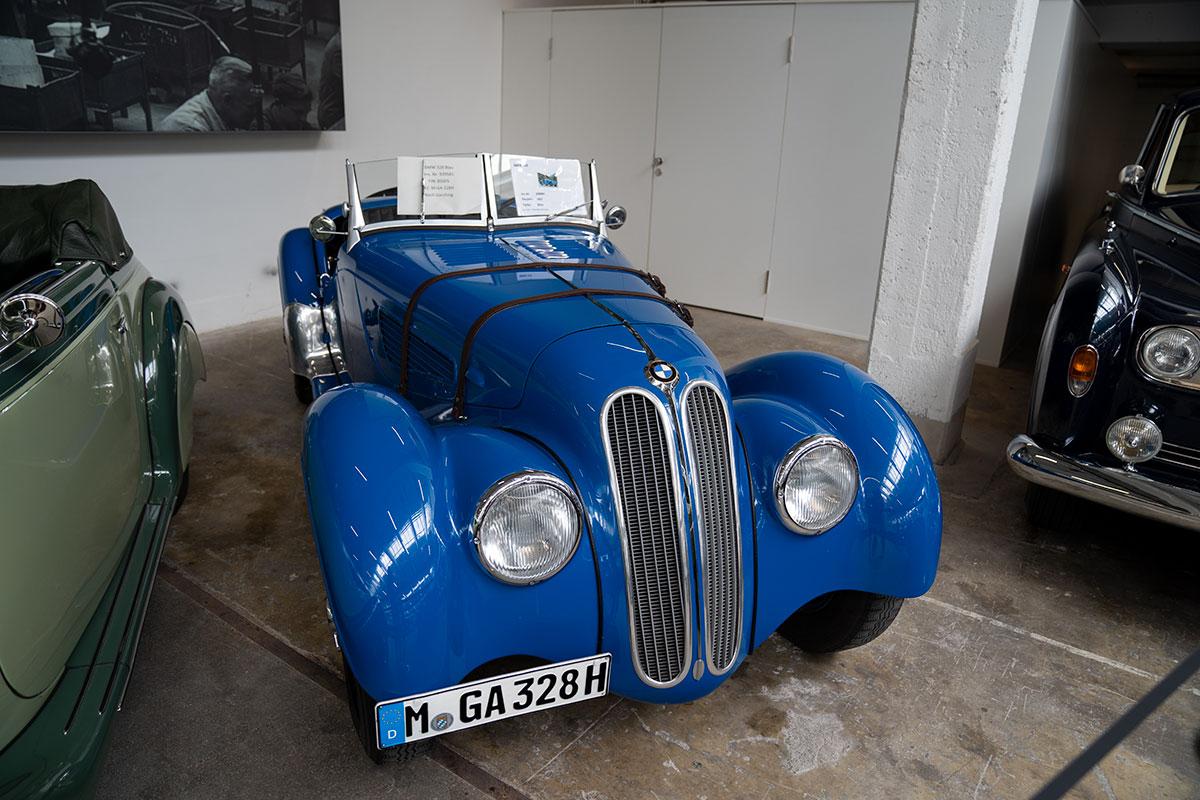 BMW Group Classic - 1937 BMW 328