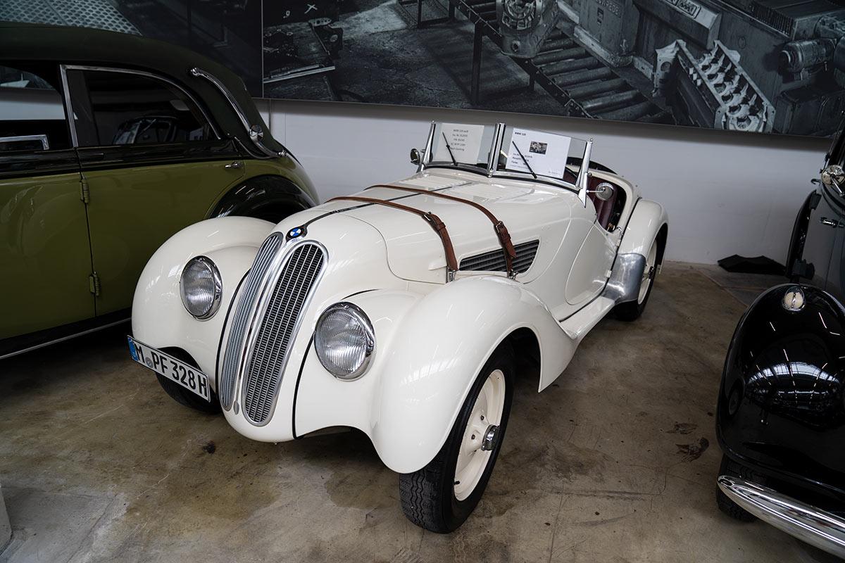BMW Group Classic - 1938 BMW 328
