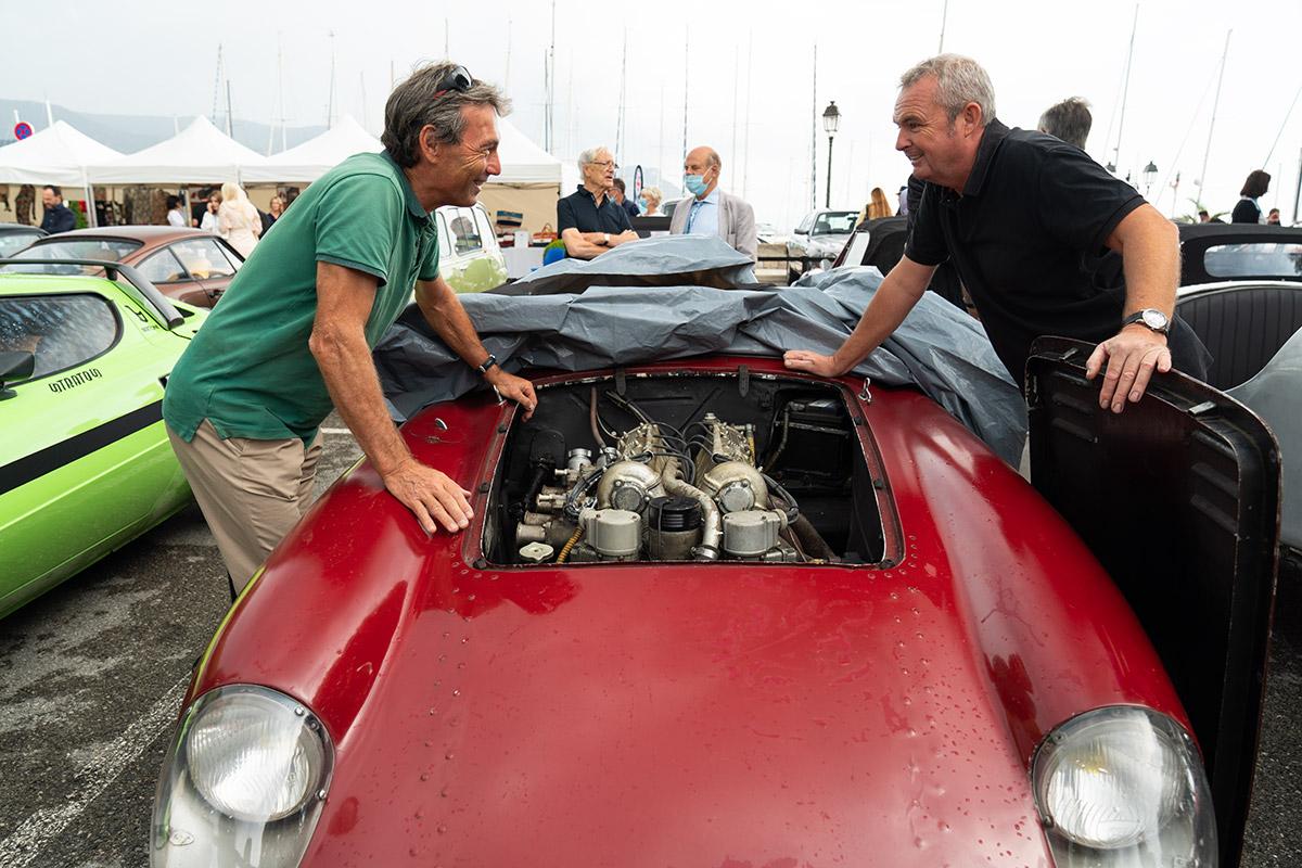 1954 Ferrari 500 Mondial Spider PininFarina