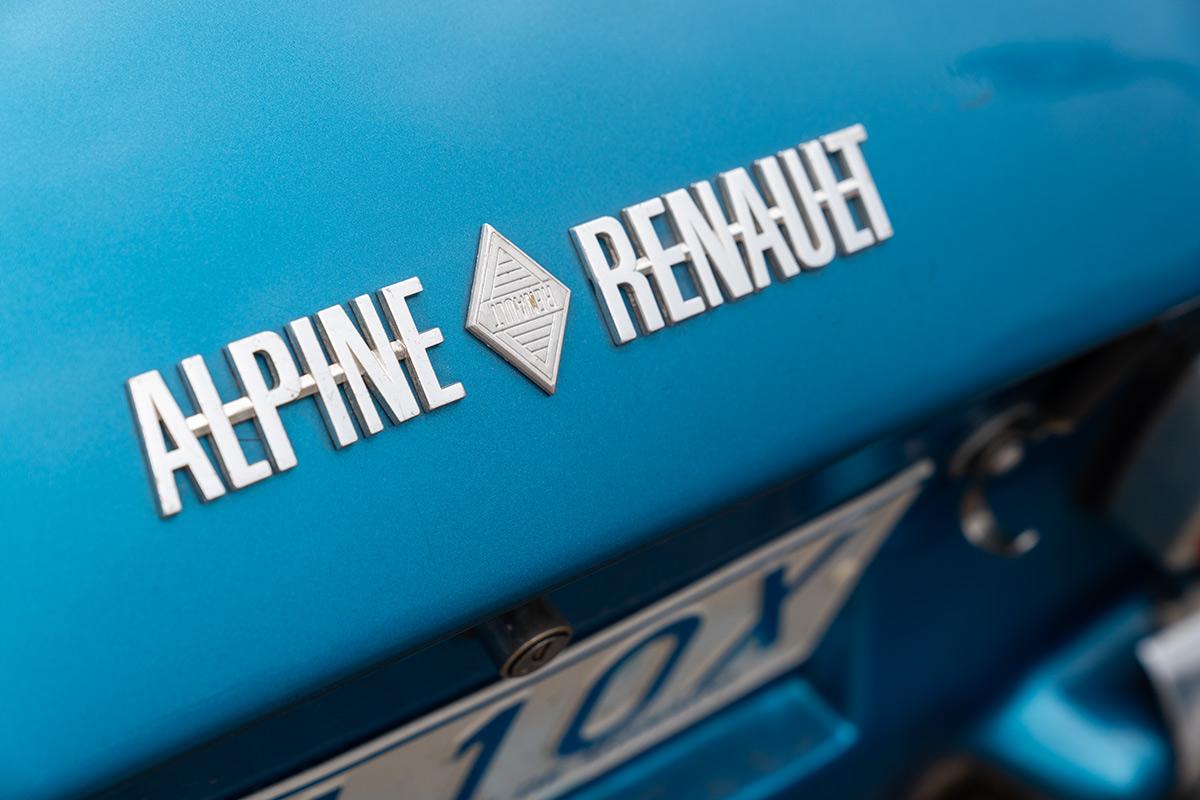 Saint-Jean-Cap-Ferrat Prestige 2020 - Renault Alpine