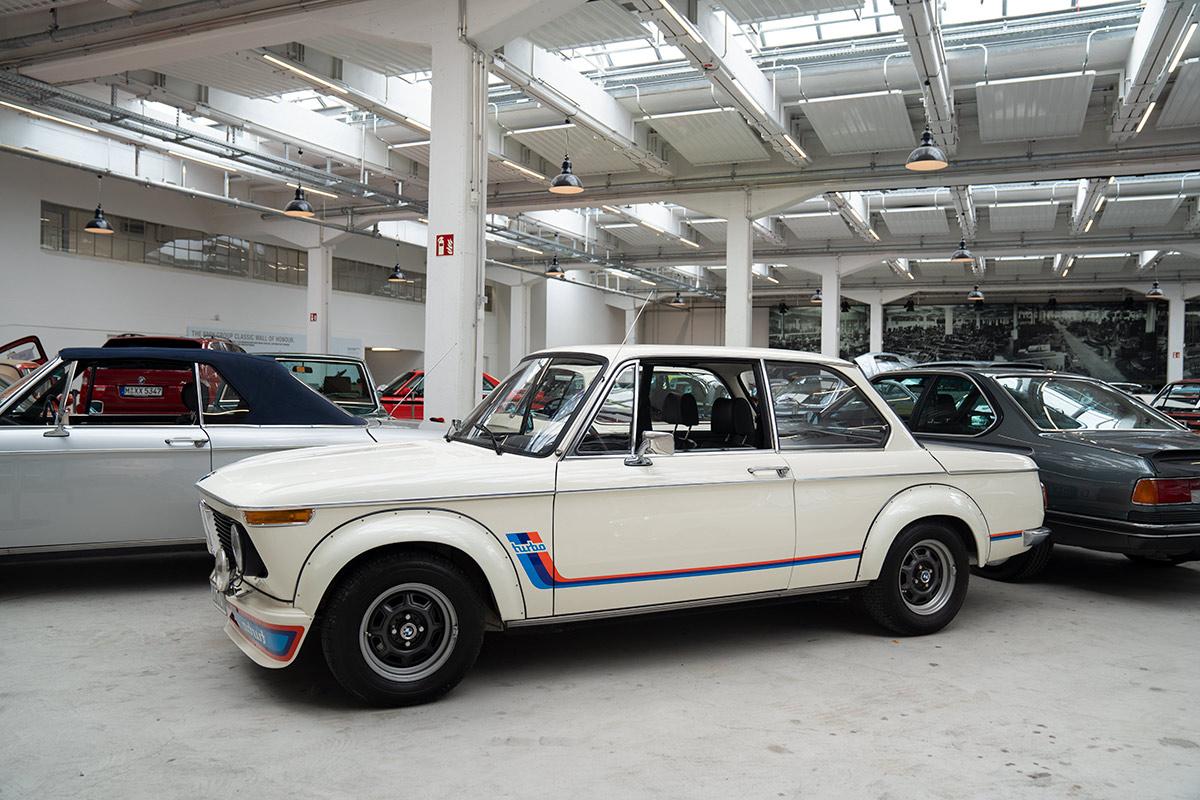 BMW Group Classic - BMW 2002 turbo