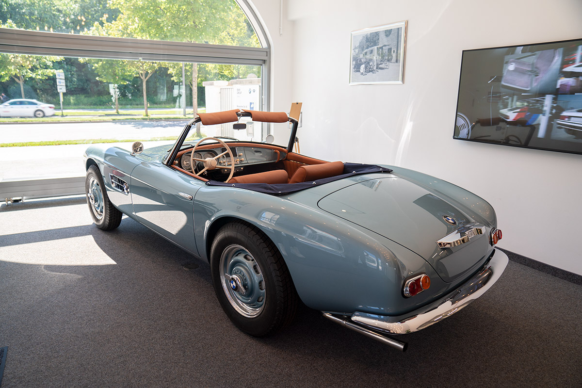 BMW Group Classic - BMW 507 Roadster
