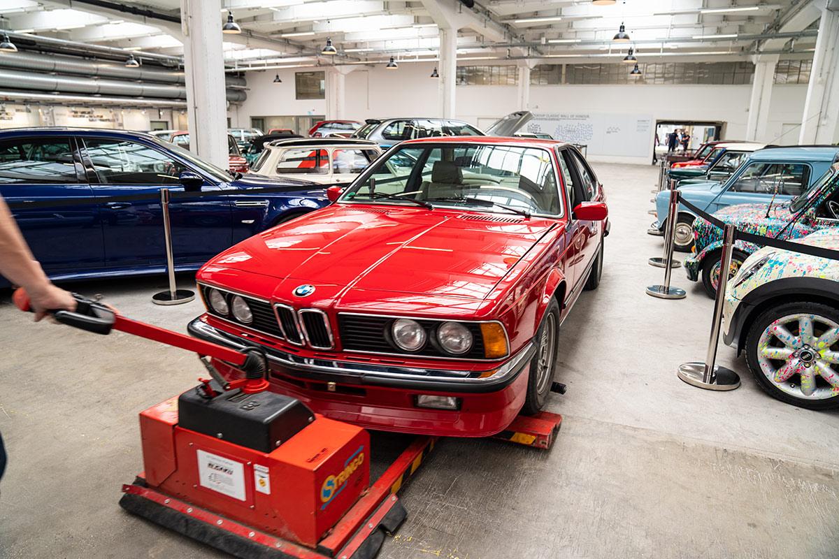 BMW Group Classic - BMW 6-series