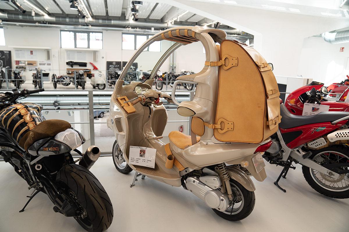 BMW Group Classic - BMW C1 Louis Vuitton