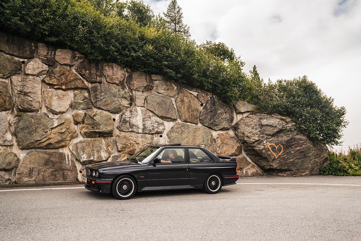 BMW E30 M3 heart