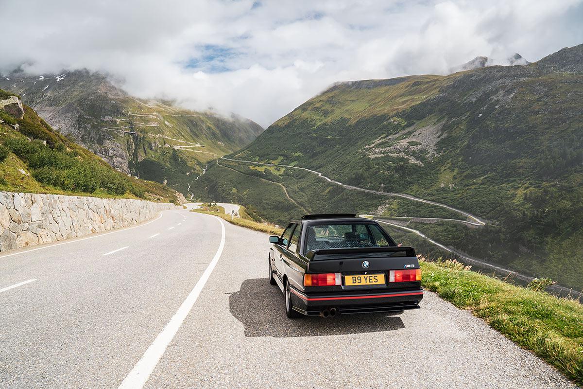 BMW E30 M3 Alpine Road Trip