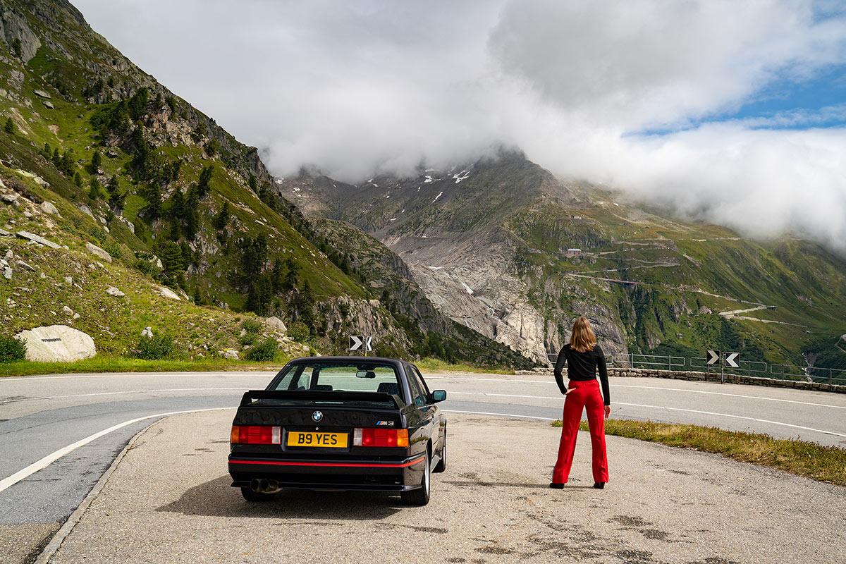 BMW E30 M3 - Sara Norris / getpalmd