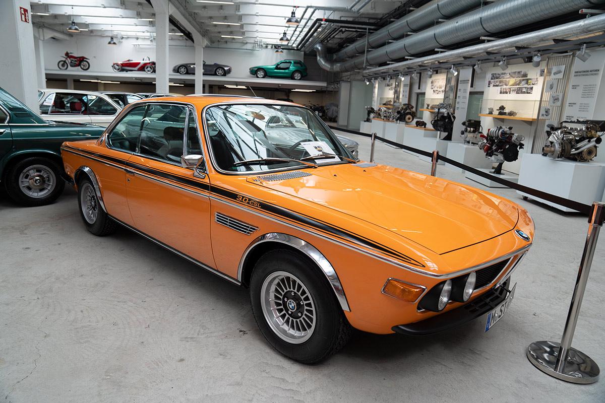 BMW Group Classic - BMW E9 3.0 CSL