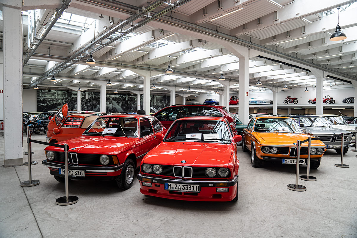 BMW Group Classic Munich