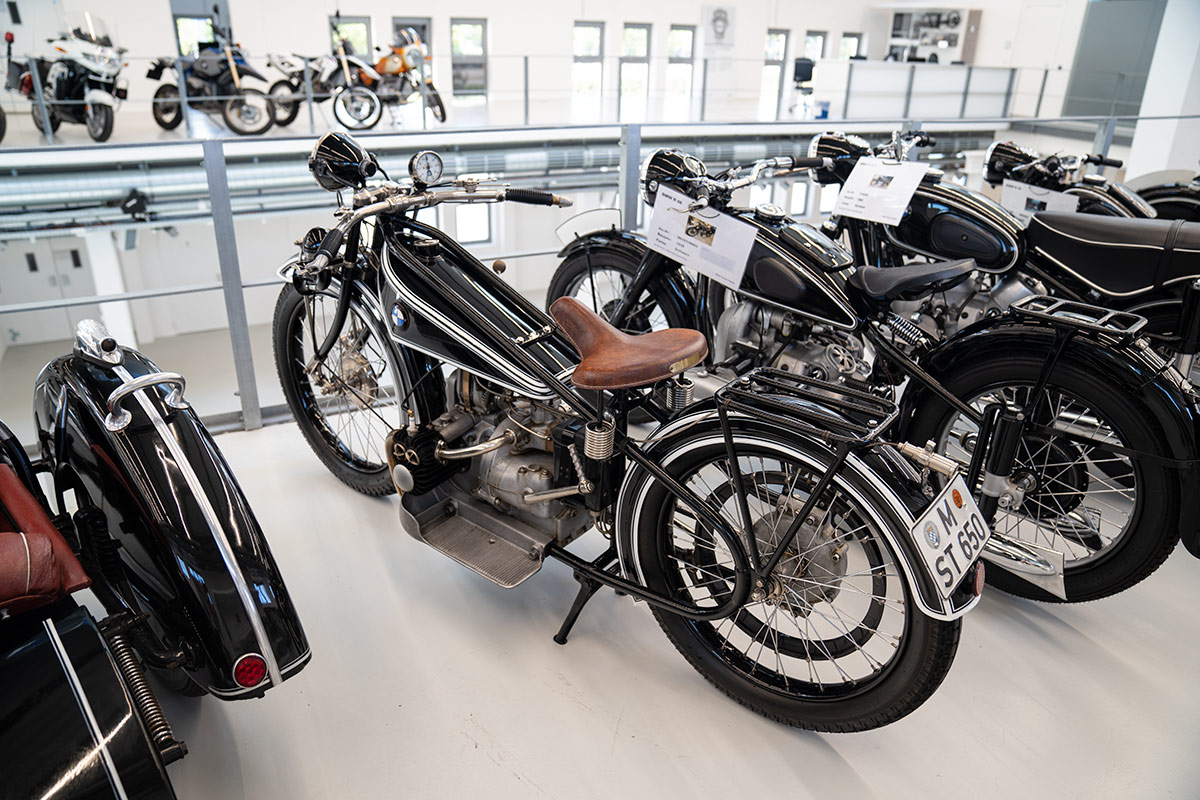 BMW Group Classic - Bikes