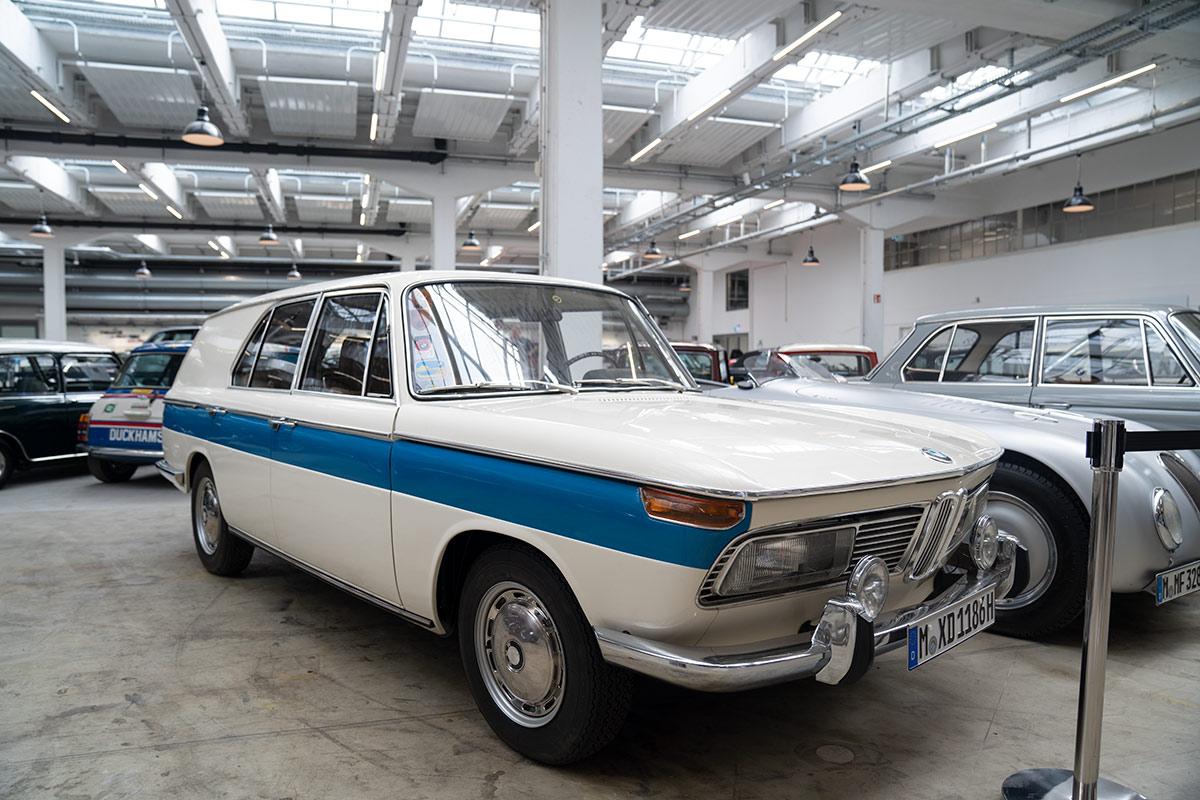 BMW Group Classic - classic car