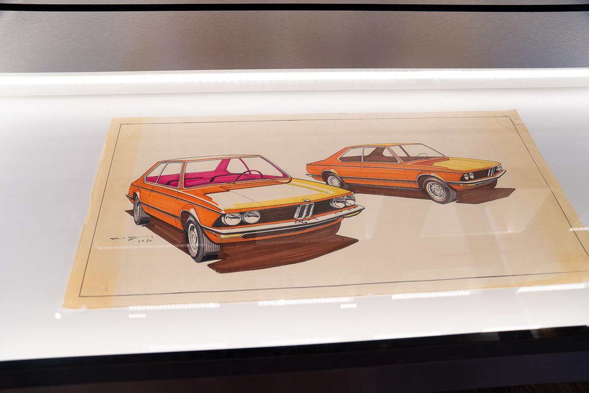 BMW Group Classic - original drawings