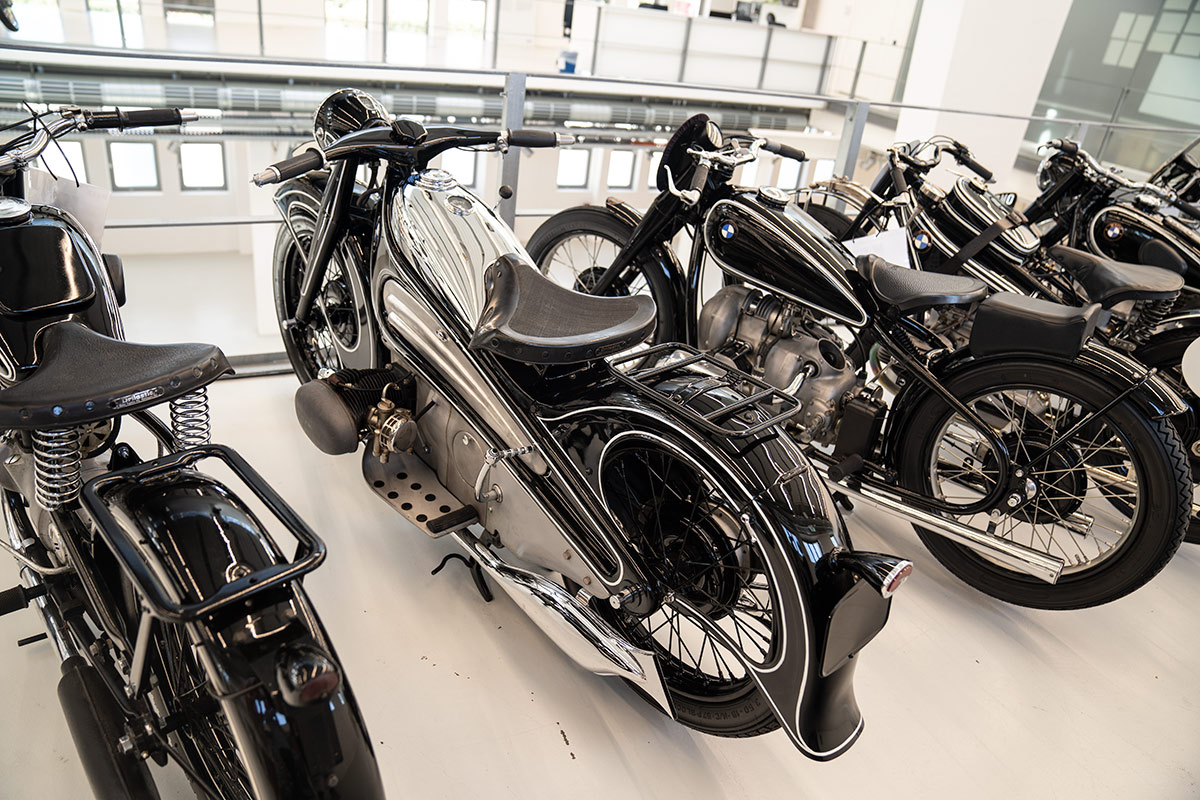 BMW Group Classic - Motorbikes