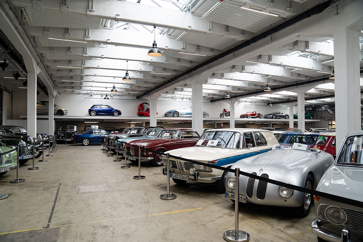 BMW Group Classic car collection