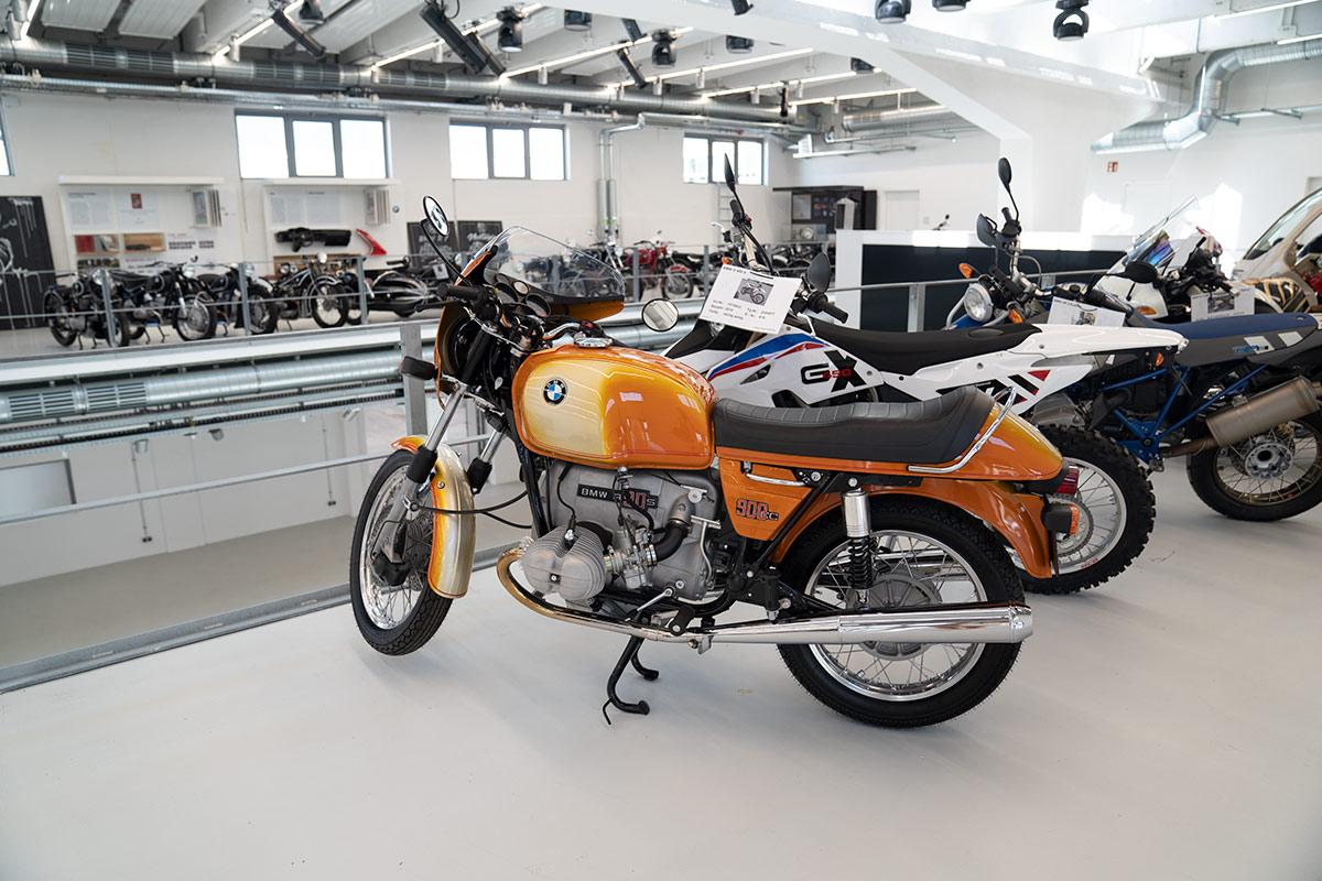 BMW Group Classic - Race bikes