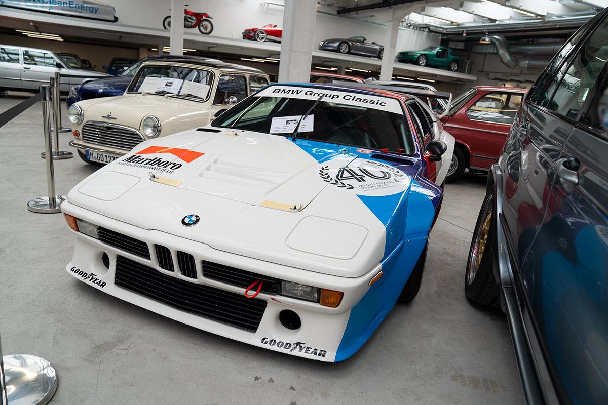 BMW Group Classic - BMW M1 Procar