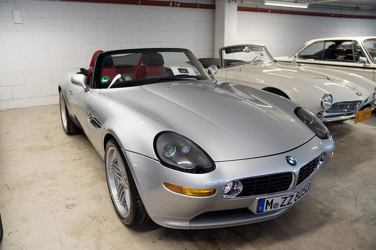 BMW Group Classic - BMW Z8