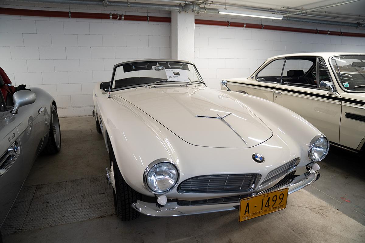 BMW Group Classic - BMW 507 Roadster Elvis Presley
