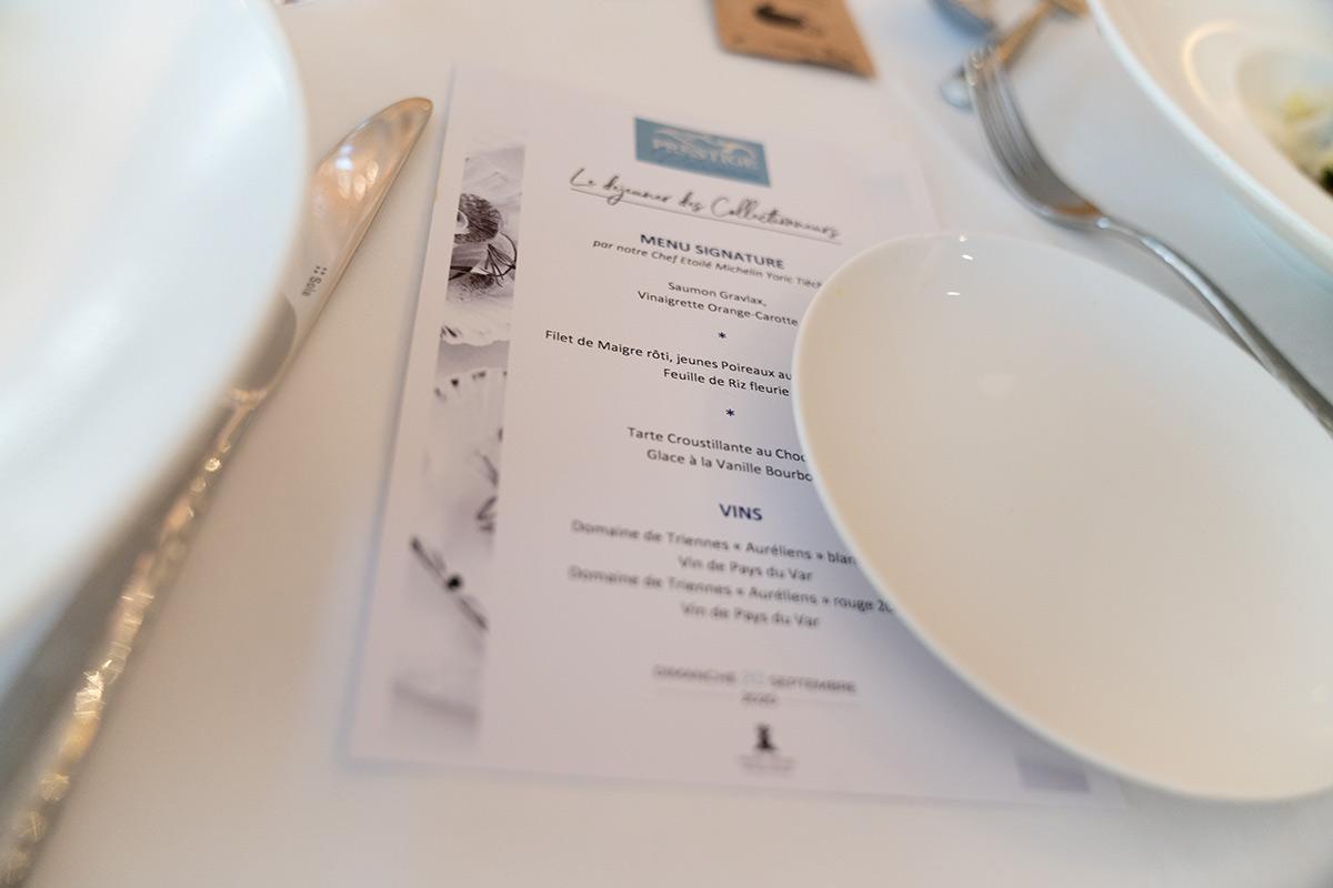 Saint-Jean-Cap-Ferrat Prestige 2020 - Lunch
