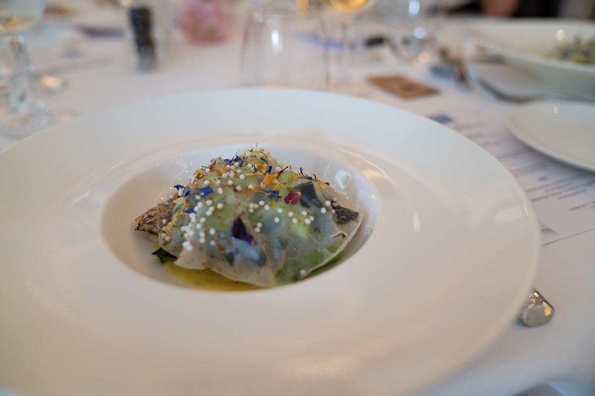 Grand Hotel du Cap Ferrat lunch