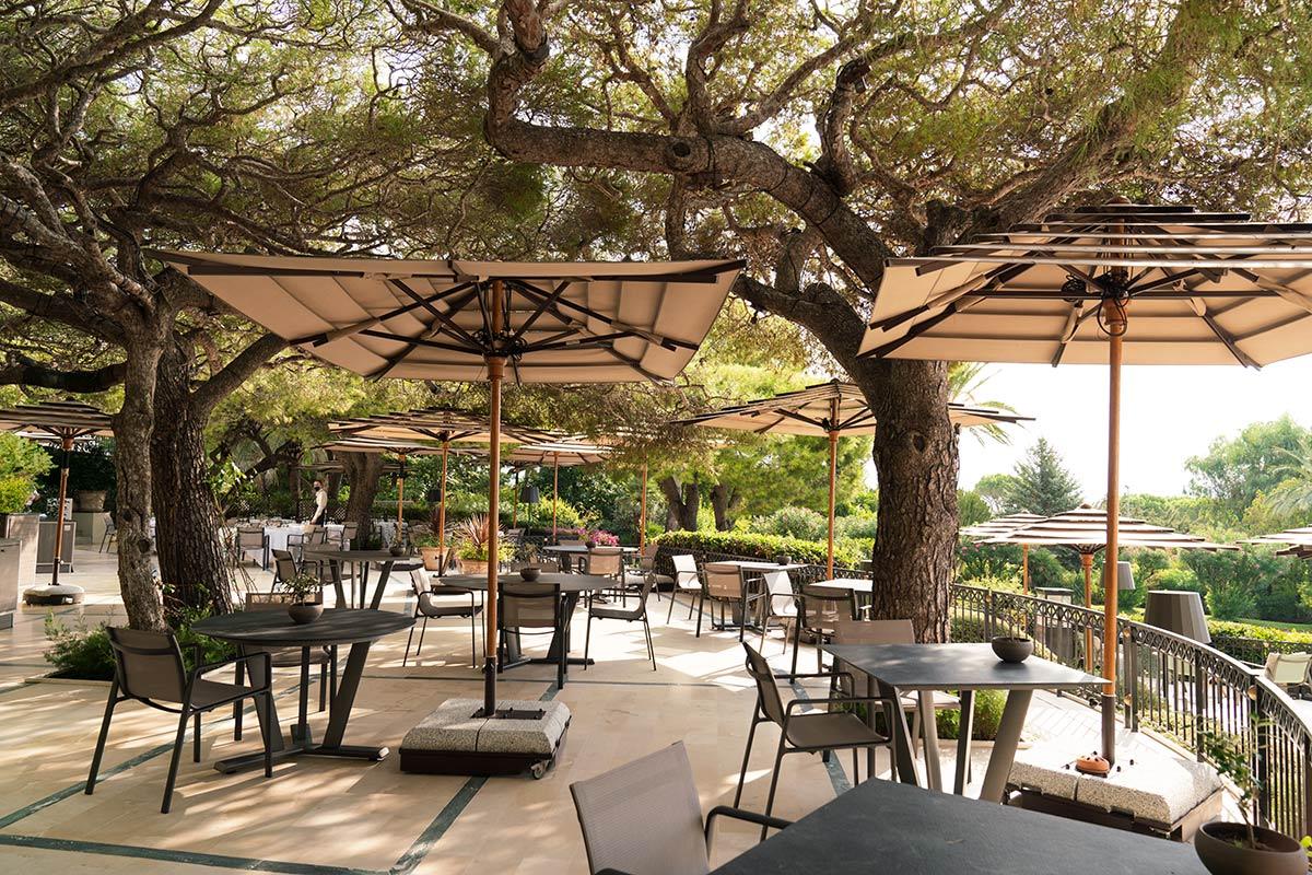 Grand Hotel du Cap Ferrat terrace