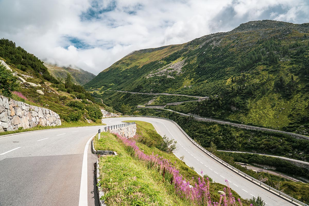 Grimsel and Furka Pass