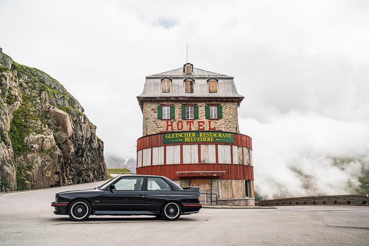 Hotel Belvedere - Furka Pass