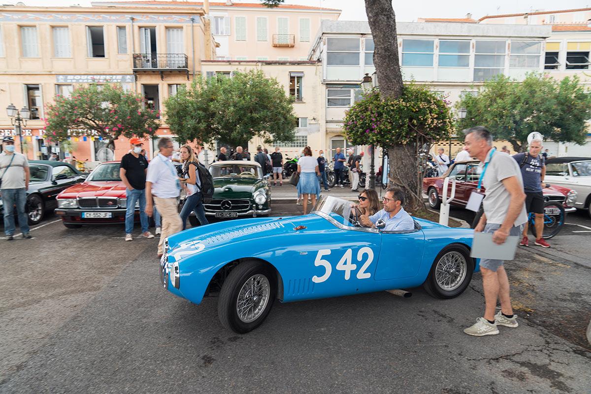 Osca Maserati 1000 Miglia
