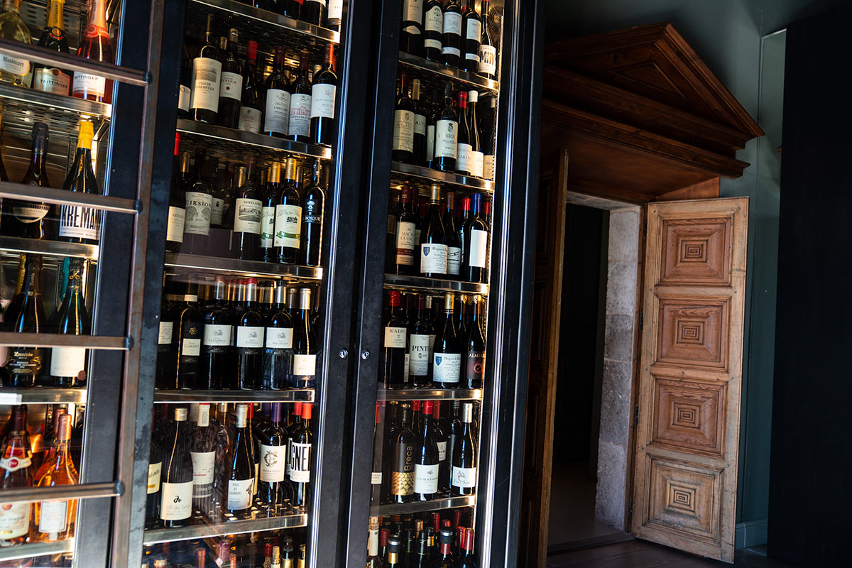 Castell Peralada wine collection