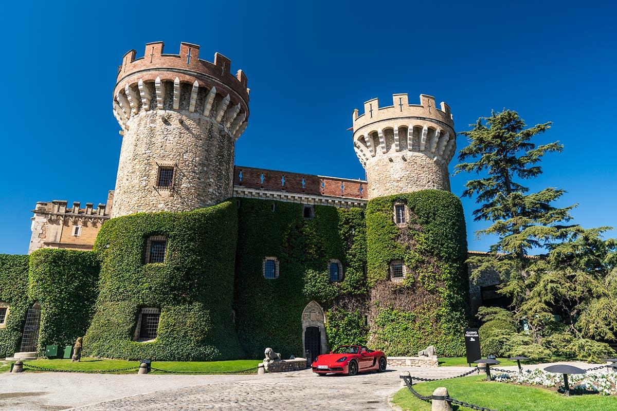 Castell de Peralada - Peralada Castle