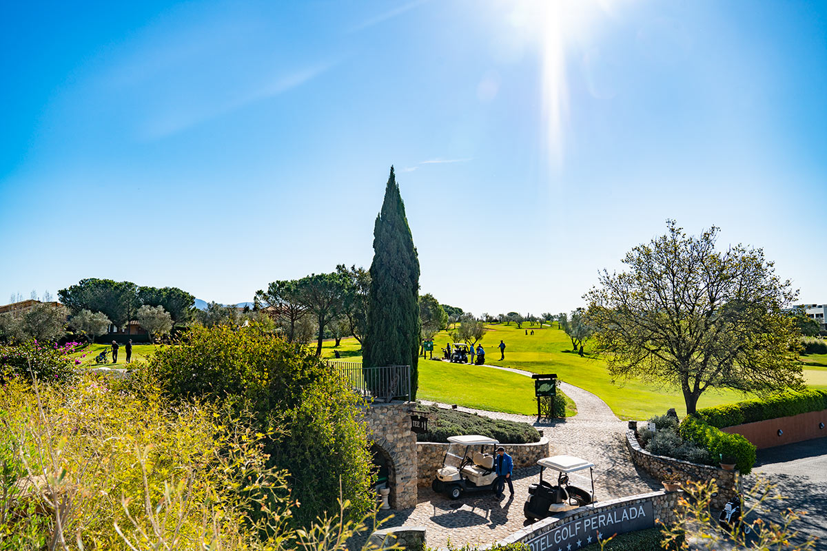 Hotel Peralada golf course