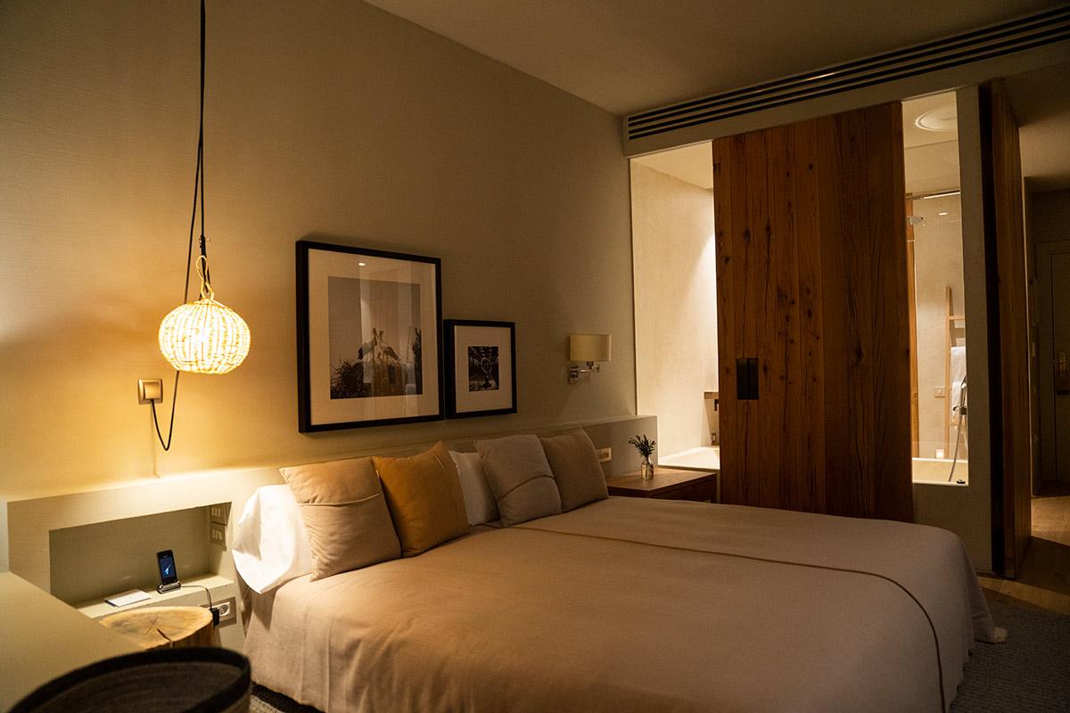 Hotel Peralada room