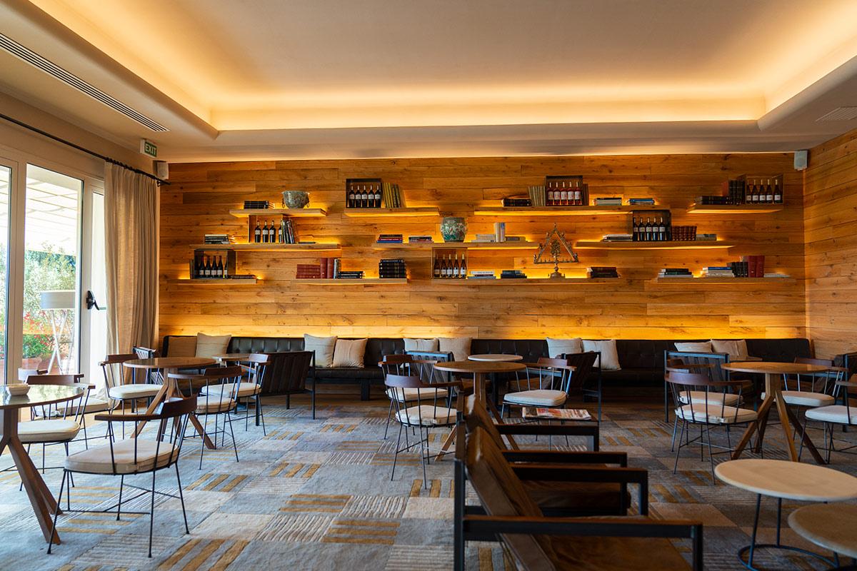 Hotel Peralada bar