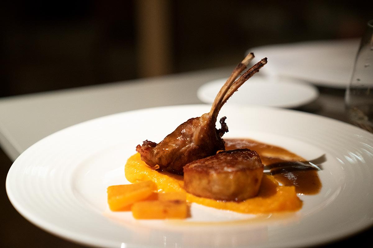 L'Oliveira restaurant Hotel Peralada