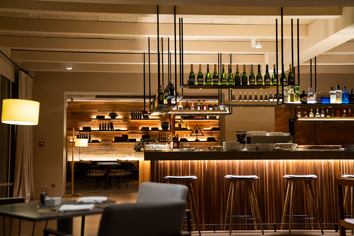 Hotel Peralada L'Oliveira restaurant
